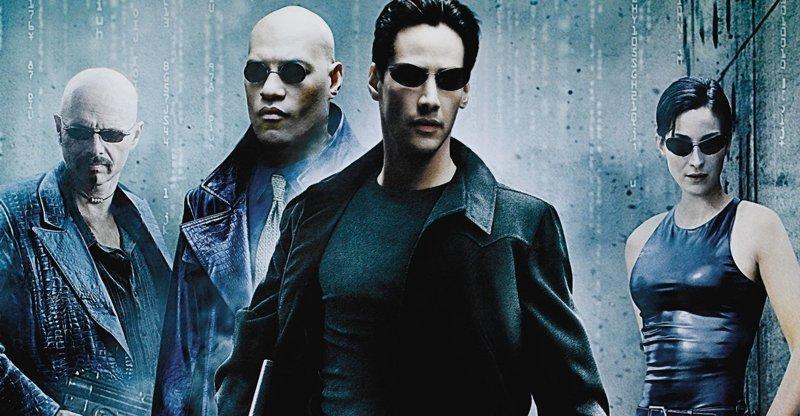 Матрица The Matrix, 1999 16+ интересно, кино, фильм