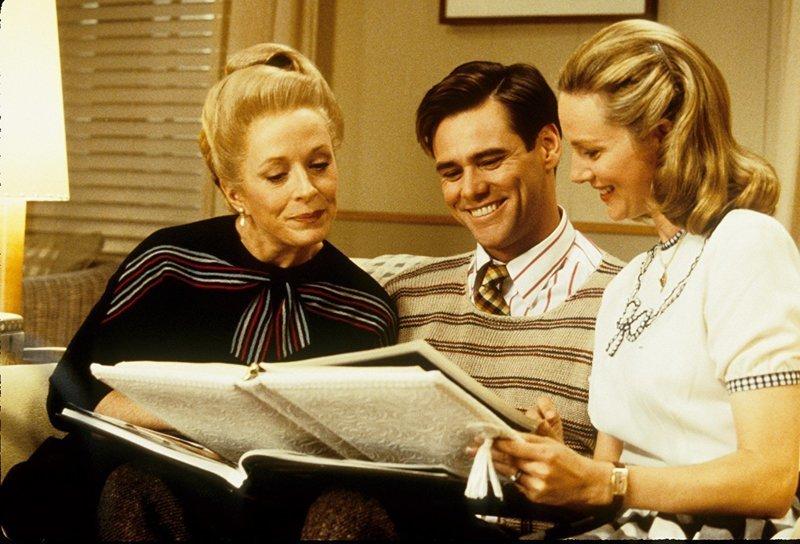 Шоу Трумана The Truman Show, 1998 0+ интересно, кино, фильм
