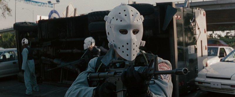 Схватка (1995) интересно, кино, фильм