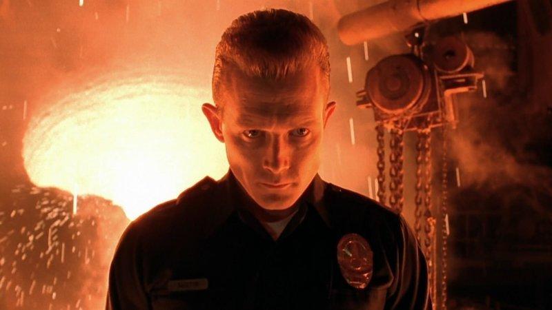 Терминатор 2: Судный день (1991) интересно, кино, фильм