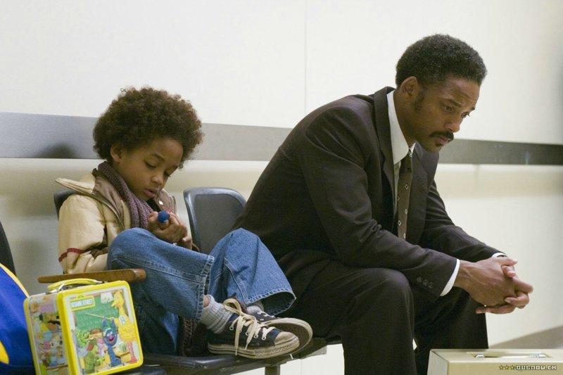 В погоне за счастьем (2006) интересно, кино, фильм