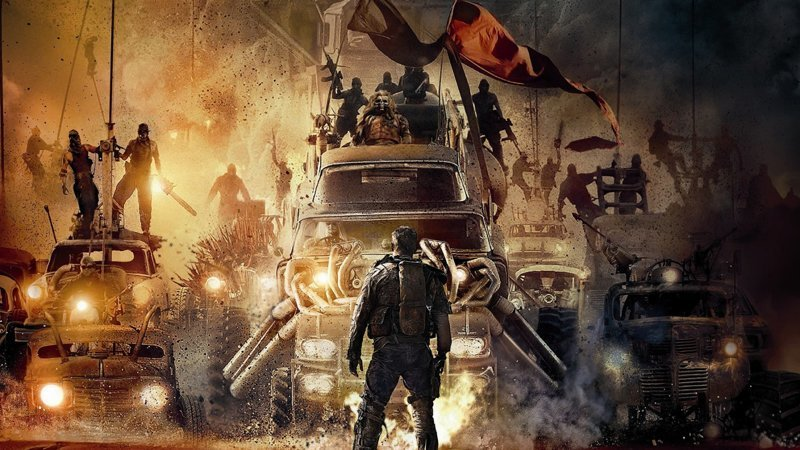 Безумный Макс: Дорога ярости Mad Max: Fury Road, 2015 интересно, кино, фильм