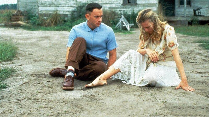 Форрест Гамп Forrest Gump, 1994 12+ интересно, кино, фильм