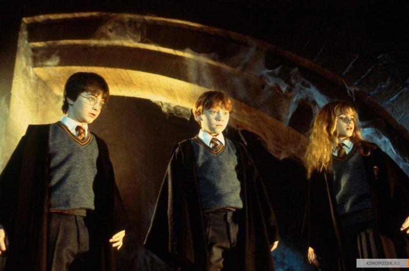Гарри Поттер и философский камень Harry Potter and the Sorcerer's Stone, 2001 12+ интересно, кино, фильм
