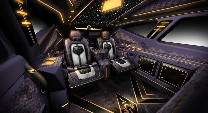 Самый дорогой внедорожник в мире karlmannking, Карлман кинг, авто, пекин, фото