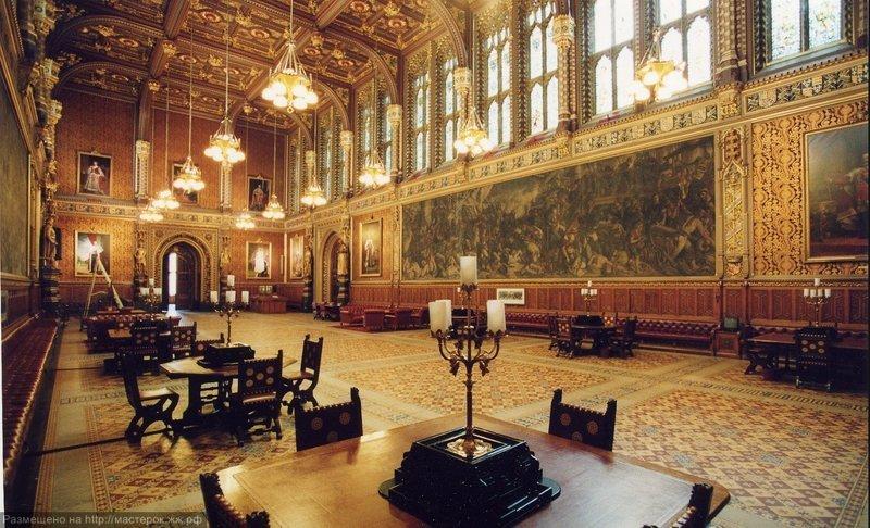 Красивая история Вестминстерский холл, англия, дуб, лондон