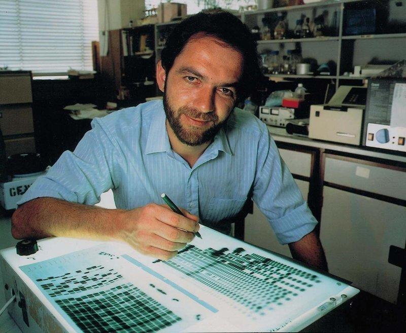 Алек Джеффрис и первая в истории «ДНК облава», 6 декабря 1987 года, Англия Алек Джеффрис, англия, днк, облава