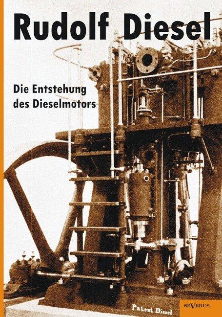 160 лет назад, 18 марта 1858 родился Рудольф Дизель Изобретатель, авто, история, факты