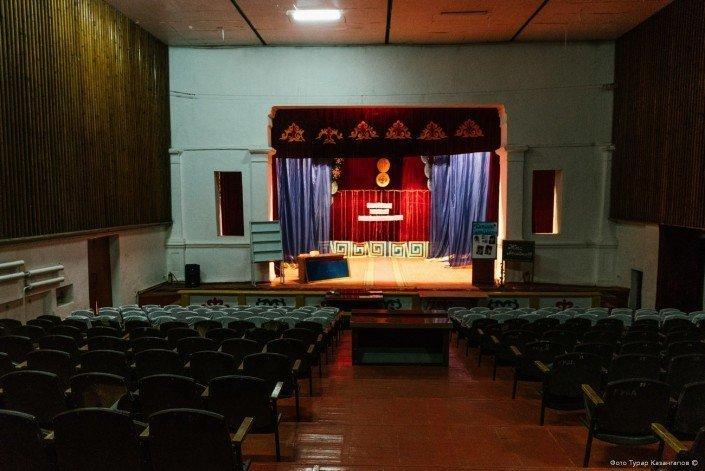И большой актовый зал. жизнь, за гранью, казахстан., ситуация, факт