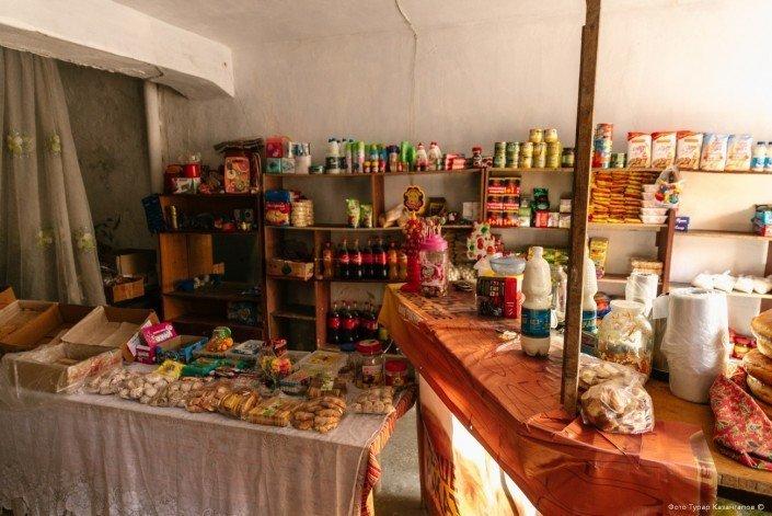 Магазин в Ачисае. жизнь, за гранью, казахстан., ситуация, факт