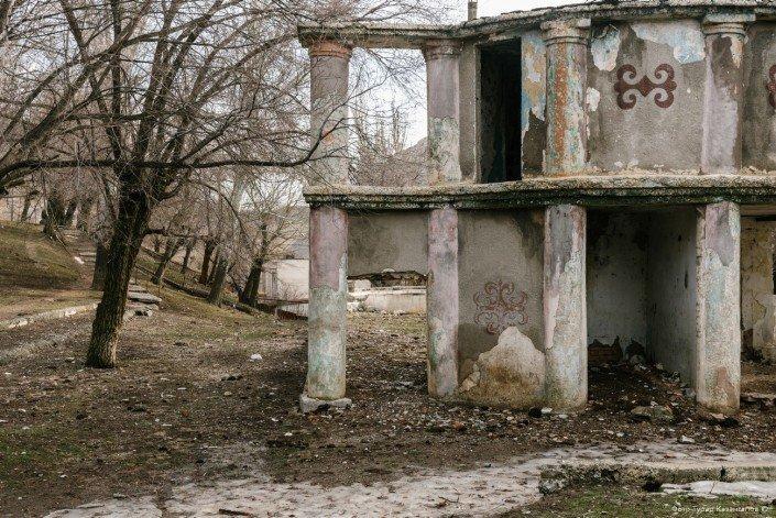 «Будущее» Ленина сегодня выглядит примерно так. жизнь, за гранью, казахстан., ситуация, факт