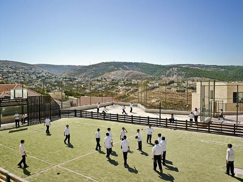 Tiferet-Menachem Chabad School, Бейтар-Илит, Западный берег реки Иордан дети, игровые площадки, мир, путешествия, страны