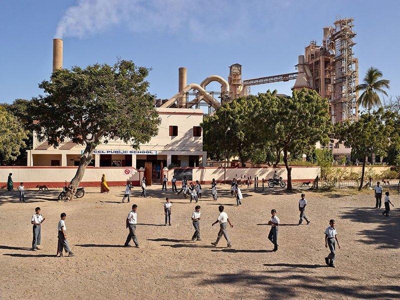 SDCCL Public School, Гуджарат, Индия дети, игровые площадки, мир, путешествия, страны