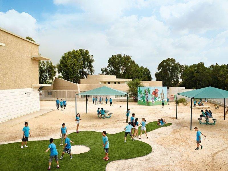 Shikim Maoz School, Сдерот, Израиль дети, игровые площадки, мир, путешествия, страны