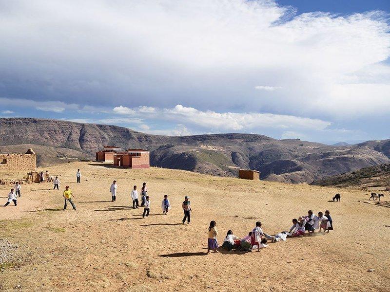 Paso Payita, Чукисака, Боливия дети, игровые площадки, мир, путешествия, страны