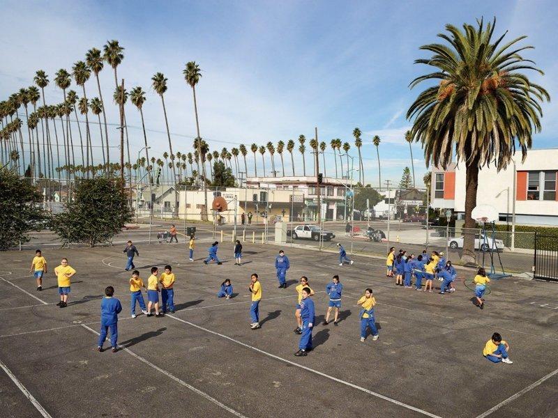 Nativity School, Лос-Анджелес, США дети, игровые площадки, мир, путешествия, страны