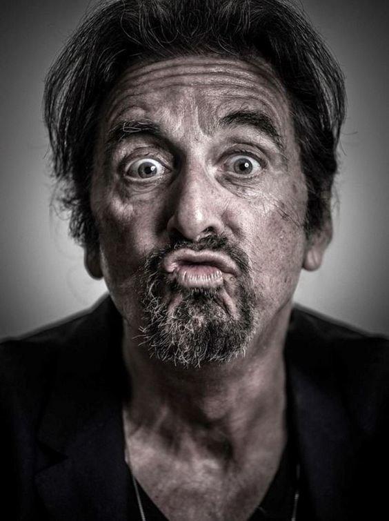 Аль Пачино 1940 год рождения актеры, интересное, искусство, старость, фото