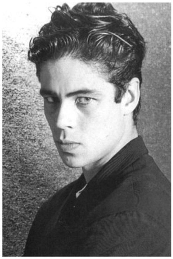 Бенисио дель Торо 1967 год рождения актеры, интересное, искусство, старость, фото
