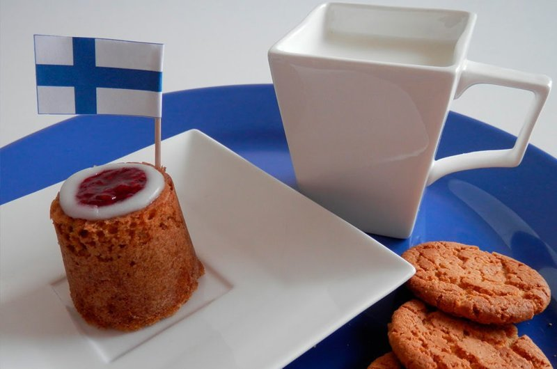 5. Ко дню рождения Рунеберга они пекут пирожные по специальному рецепту в мире, законы, люди, обычай, порядок, правила, финны