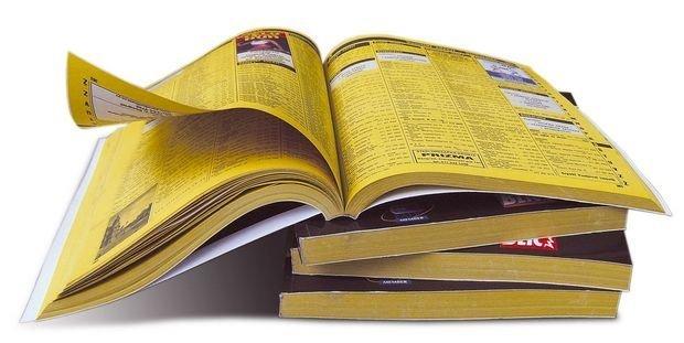 Американские ежемесячные ″желтые страницы″ конкуренты, решение проблем., факты