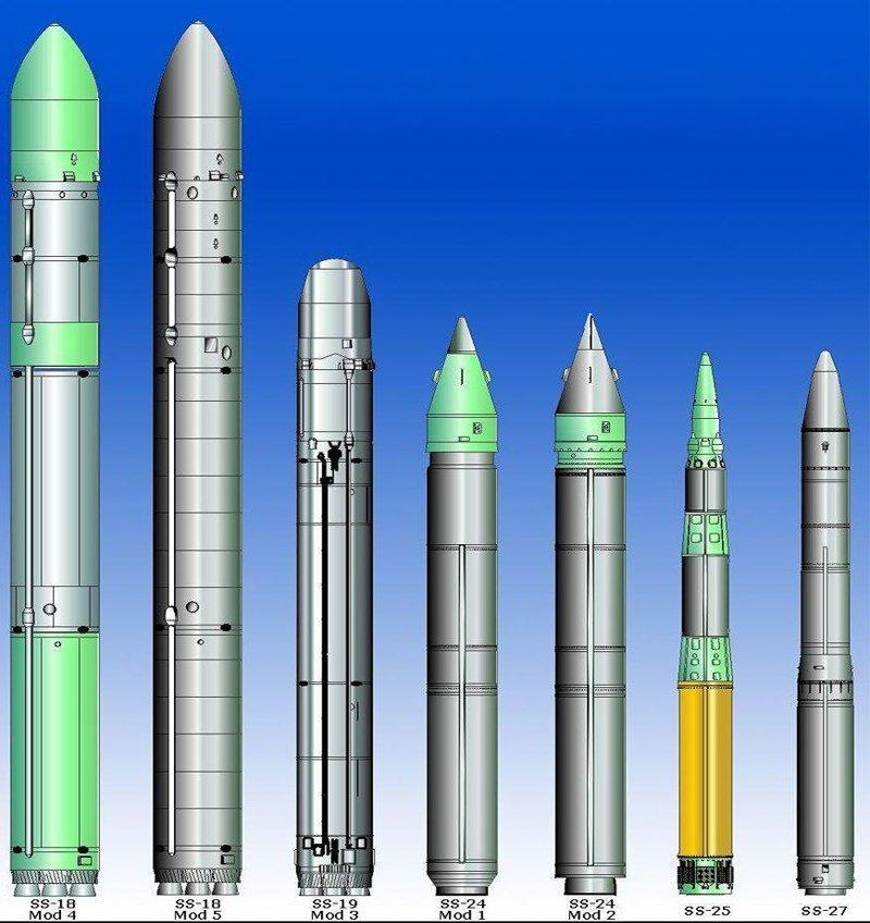 """Межконтинентальные баллистические ракеты УР-100Н УТТХ (SS-19 """"Стилет"""") возвращаются SS-19, УР-100Н, стилет"""