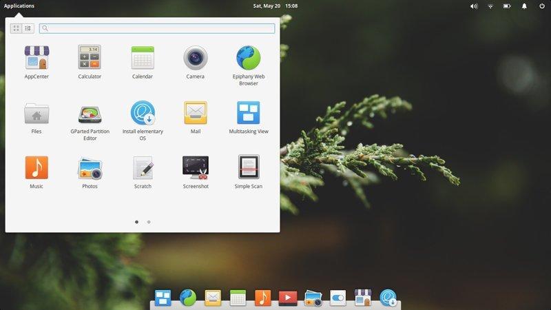 Elementary OS - минималистичный релиз для фанатов MacOS elementary os, iro, linux, linux mint, Свободное ПО