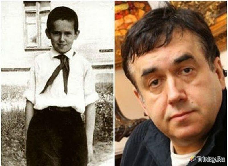 дело, когда актеры советские в молодости и сейчас фото для того