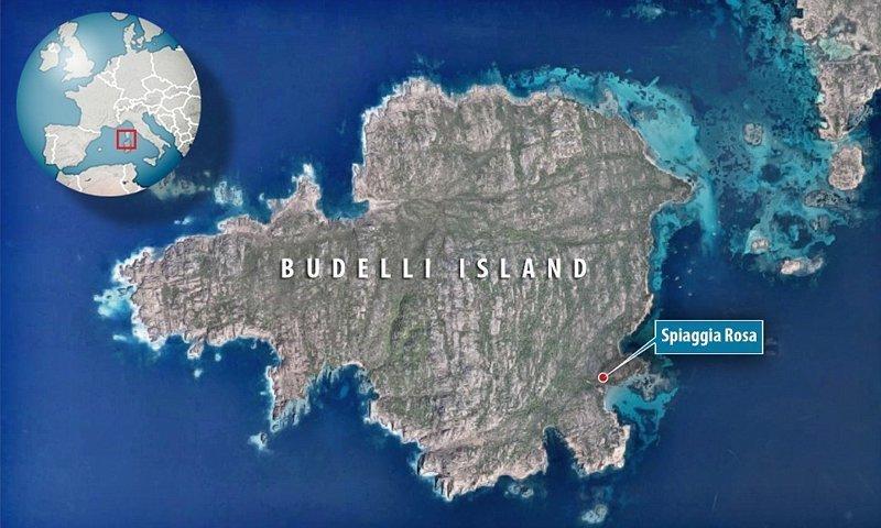 Остров Буделли входит в состав архипелага Ла-Маддалена, относящегося к муниципалитету Ла-Маддалена на северо-востоке Сардинии Буделли, Моранди, жизнь, италия, мир, остров, отшельник, фотография