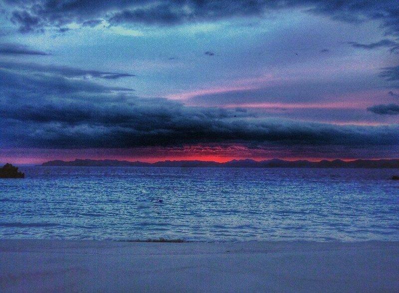 Остров Буделли знаменит пляжем с розовым песком Буделли, Моранди, жизнь, италия, мир, остров, отшельник, фотография