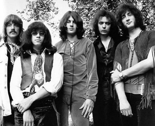 Deep Purple - 50 лет история, музыка, рок, факты