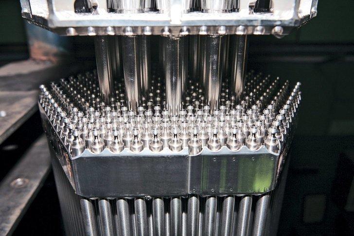 МСЗ изготовил первую партию топливных кассет новой модификации для чешской АЭС «Темелин» Хорошие, добрые, новости, россия, фоторепортаж