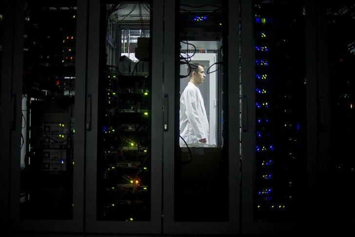 В Университете Иннополис установили мощный суперкомпьютер на базе графических процессоров Хорошие, добрые, новости, россия, фоторепортаж