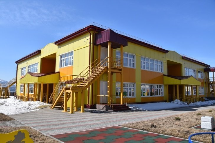 Детский сад на 150 мест с бассейном открыт в Сахалинской области Хорошие, добрые, новости, россия, фоторепортаж