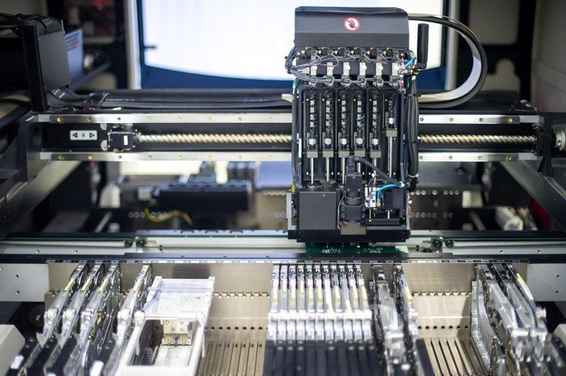 «Росэлектроника» модернизировала научно-производственное предприятие «Старт» Хорошие, добрые, новости, россия, фоторепортаж