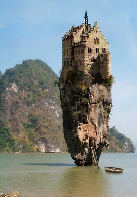... к этому острову Интересные картинки, забавные, юмор