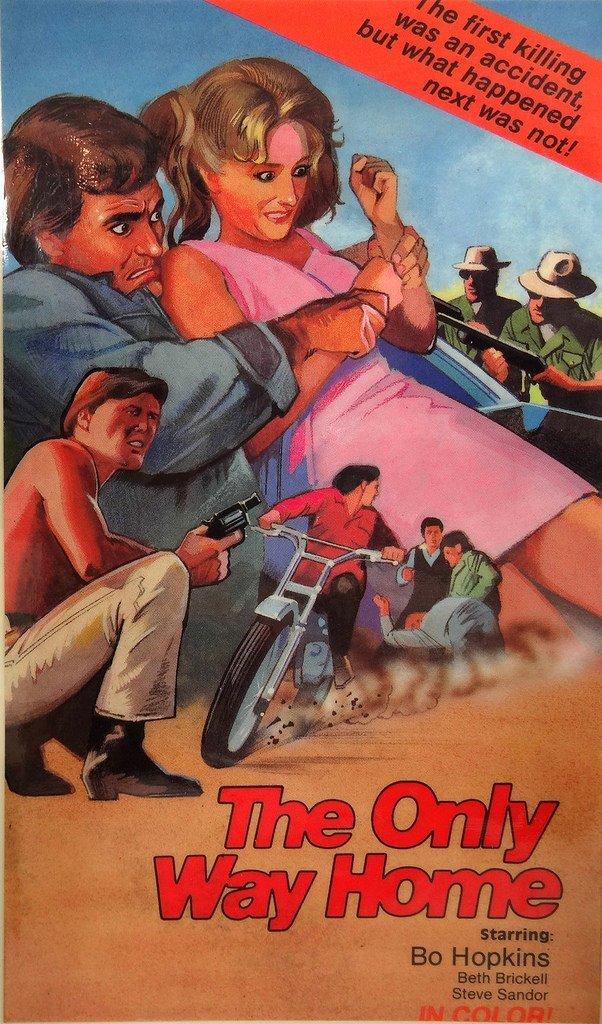 Только путь домой VHS, боевик, век, обложки, прошлый, факт, фильм