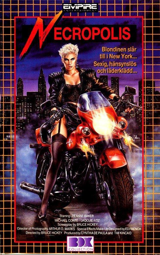 Некрополис VHS, боевик, век, обложки, прошлый, факт, фильм