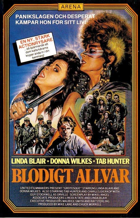 Кровавая серьезность VHS, боевик, век, обложки, прошлый, факт, фильм