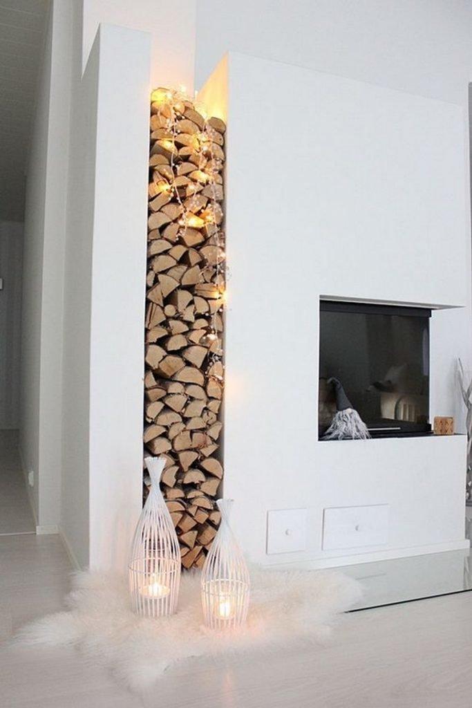 Вертикальное настенное хранение DIY или Сделай сам, дровница, самоделки для дома, своими руками, строительство