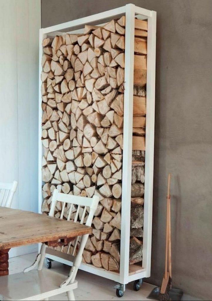 Компактные тележки для дров DIY или Сделай сам, дровница, самоделки для дома, своими руками, строительство