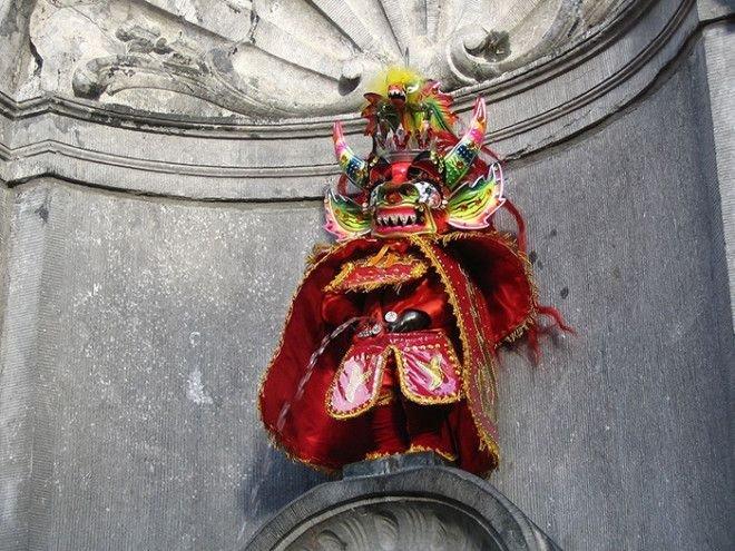 Статуя в наряде злого духа инков Популярность, история, символ, скульптура