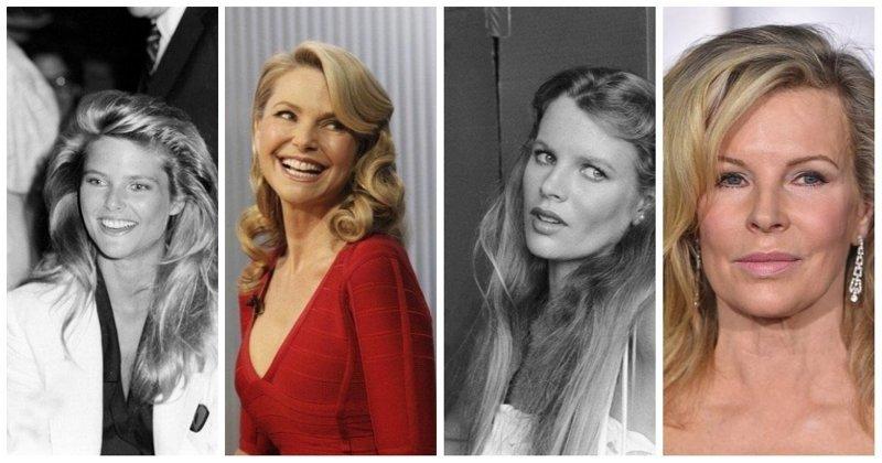 Пять актрис потрясающей красоты из 80-х годов
