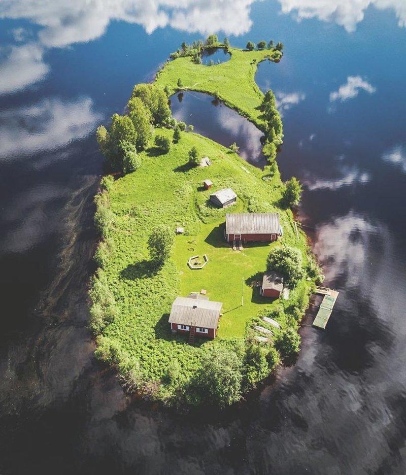 Лето  Котисаари, время года, мир, остров, природа, финляндия, фотография