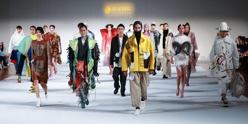 Упакуй меня полностью! В Китае стартовала Неделя моды 2018, yews, Неделя моды в Пекине, азиатские кутюрье, фэшн-дизайн