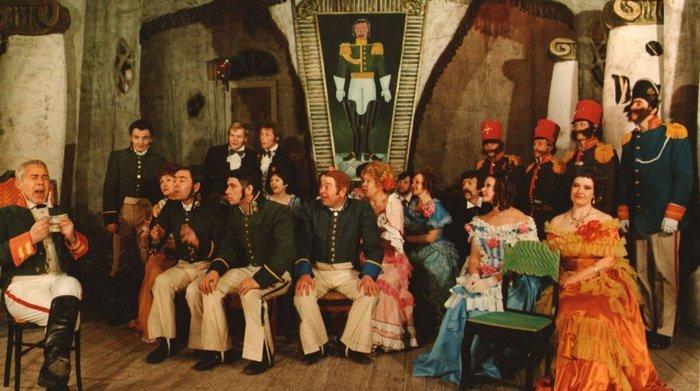 Ревизор 2: Чиновник наносит ответный удар МХТ, Шекспир, глобус, раневская, станиславский, театр