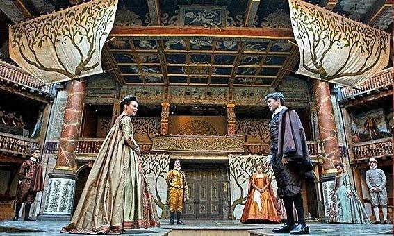 Борьба с пиратством МХТ, Шекспир, глобус, раневская, станиславский, театр