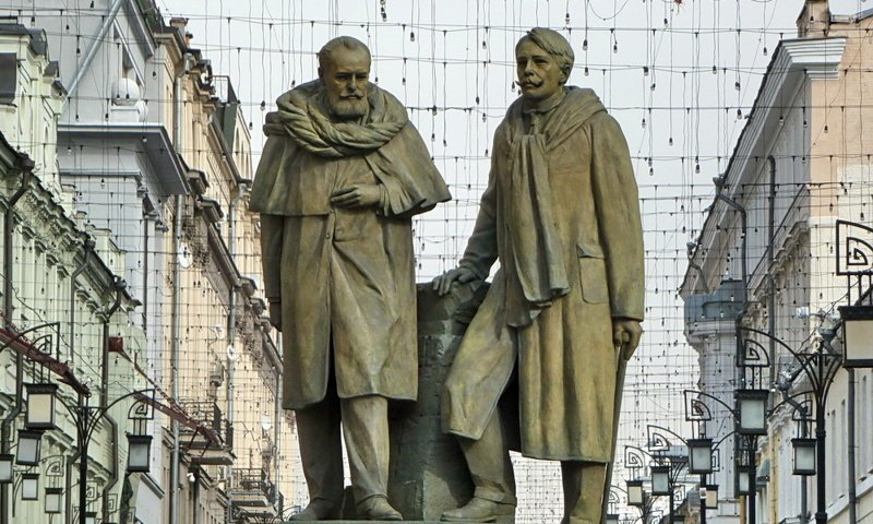 Ссора века МХТ, Шекспир, глобус, раневская, станиславский, театр