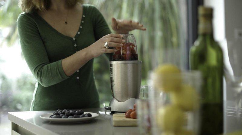 Пищевой экстрактор NutriBullet  «оставил женщину с ужасающими ожогами» в мире, история, люди, ожог, экстрактор