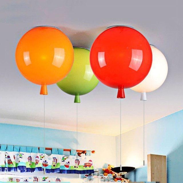 10. Воздушные шары - светильники aliexpress, вещи, гаджет, интернет-магазин, необычно, подарки, подарок