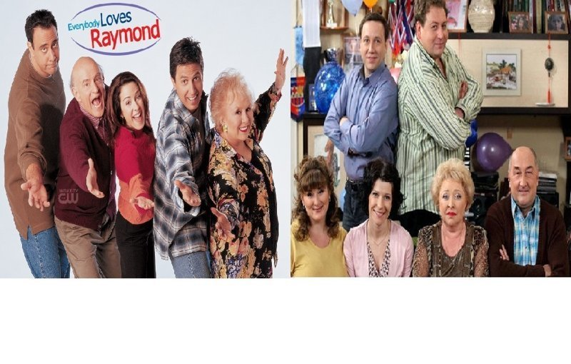 «Воронины» Оригинал: «Все любят Рэймонда» (Everybody Loves Raymond) адаптация, кино, сериал